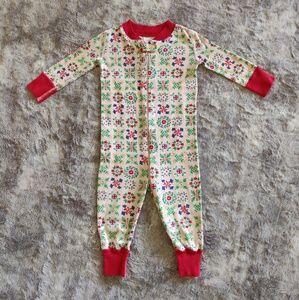 Hanna Andersson Organic Pajama